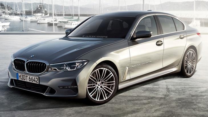 Новий BMW 3-Series G20: перші зображення
