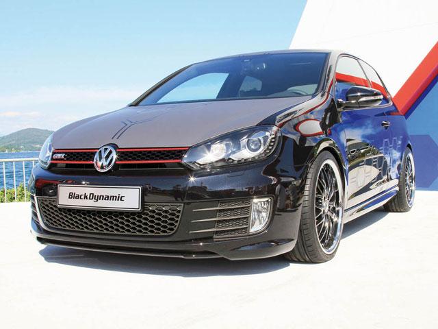 Volkswagen Golf GTI отримав 360 конячок