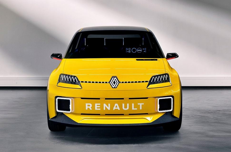 Renault 5: новий електричний хетчбек