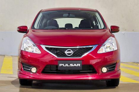 Nissan представив новий хетчбек Tiida