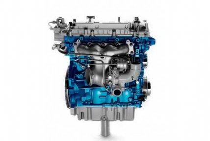 Ford випустив компактний двигун EcoBoost