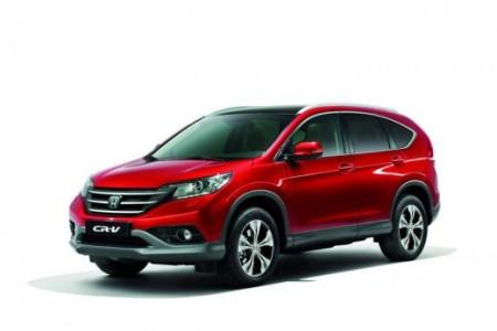 Нова Honda CR-V - деталі про європейську версію