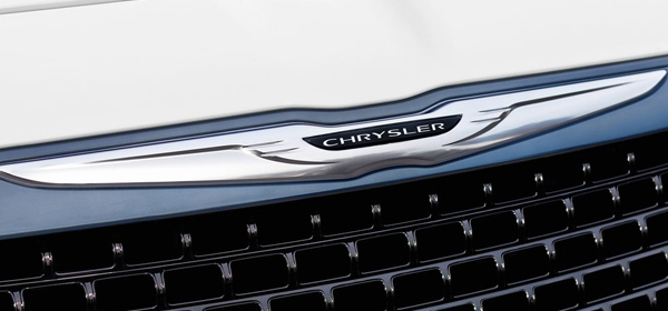 Chrysler почав процес ребрендінгу