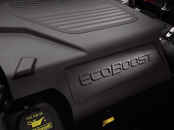 У 2012 році двигуни EcoBoost з'являться у чотирьох нових Фордів