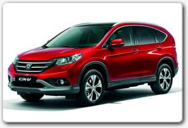 В Україну везуть дизельну Honda CR-V