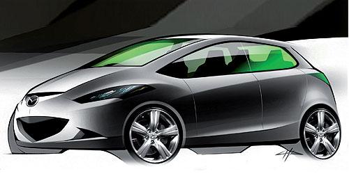 Mazda розповіла про нову модель