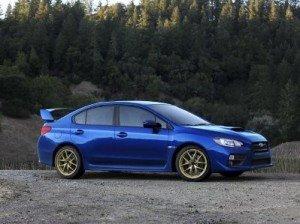 Зовнішність Subaru WRX STI більше не є секретом