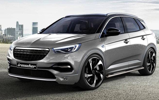 Opel Grandland X: кросовер зазнав змін