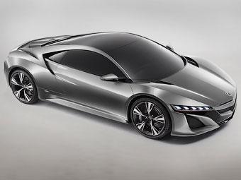 Предтеча нового суперкара Honda NSX дебютував у Детройті