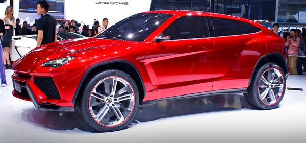 Lamborghini готує кросовер на базі Audi Q7