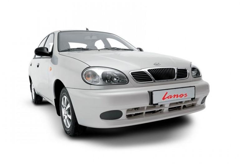 Daewoo Lanos - найпопулярніший автомобіль в США