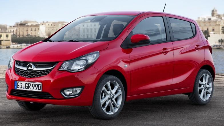 Opel Karl коштуватиме від 9 500 євро