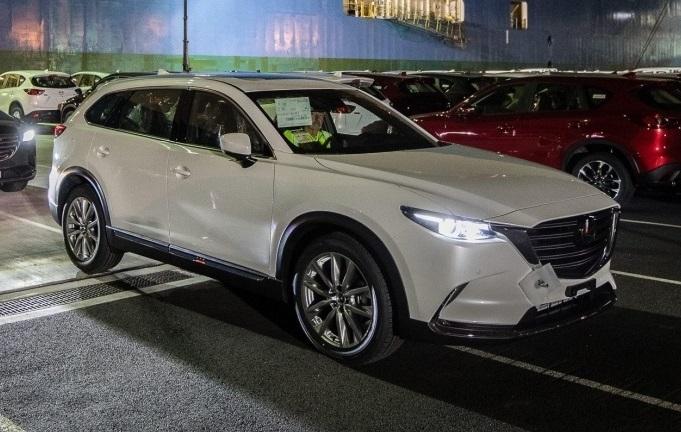 Новий Mazda CX-9: старт продажів кроссовера