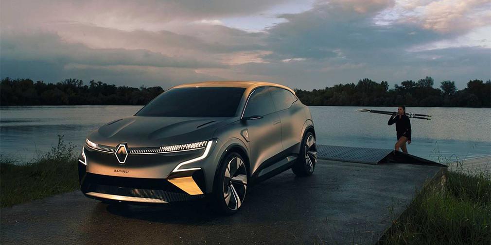 Renault показав передвісника нового Megane