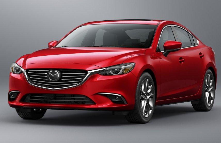 Офіційна презентація: оновлені Mazda3 і Mazda6