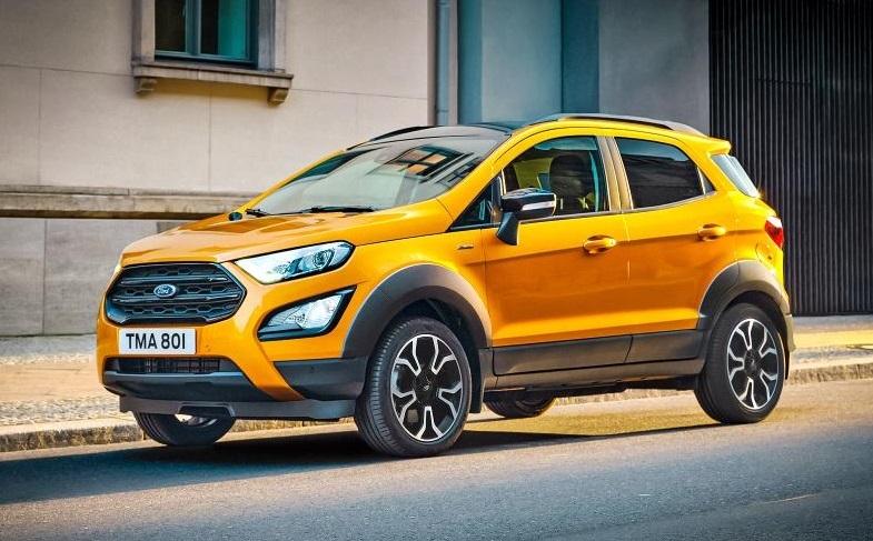 Ford офіційно представив новий EcoSport Active