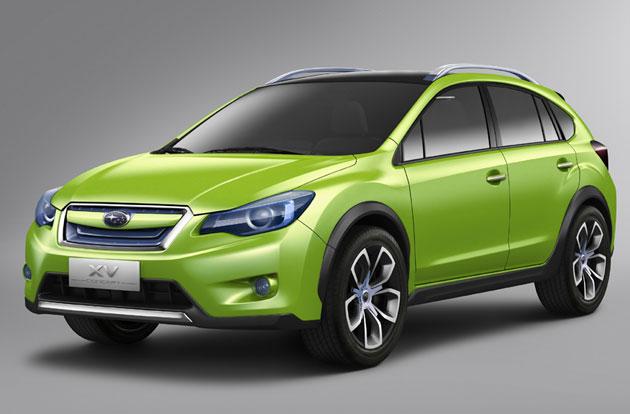 Ціна Subaru XV знижена до 219 000 грн