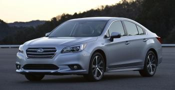 Subaru відмовляється від шестициліндрових двигунів