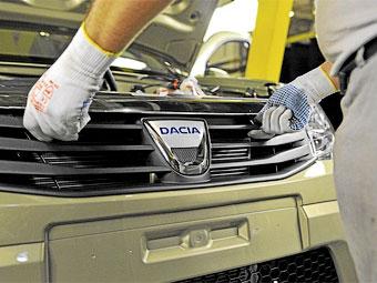 Dacia випустить конкурента компакт-кару VW up!