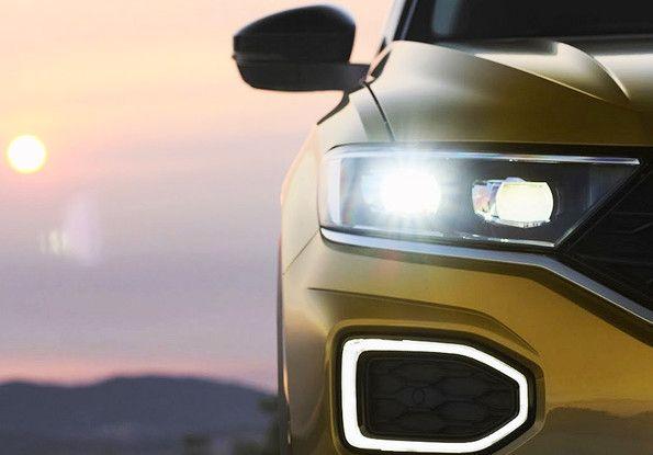 Volkswagen T-Roc вперше показали на офіційному відео