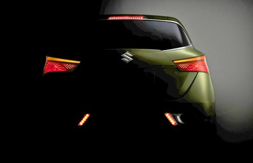 Suzuki показала черговий тизер S-Cross