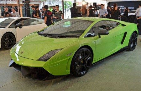 Lamborghini випускає для Малайзії ексклюзивний Gallardo