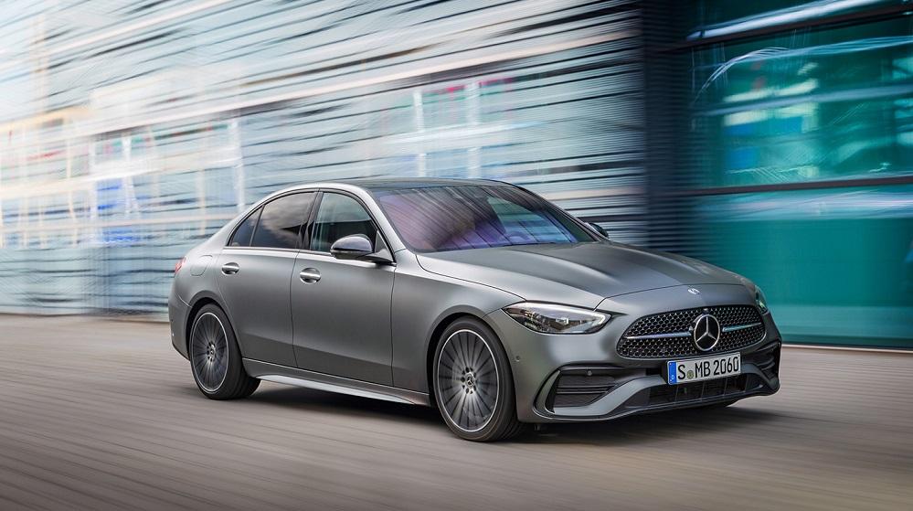 Mercedes-Benz C-Class 2022: офіційні фото та відео