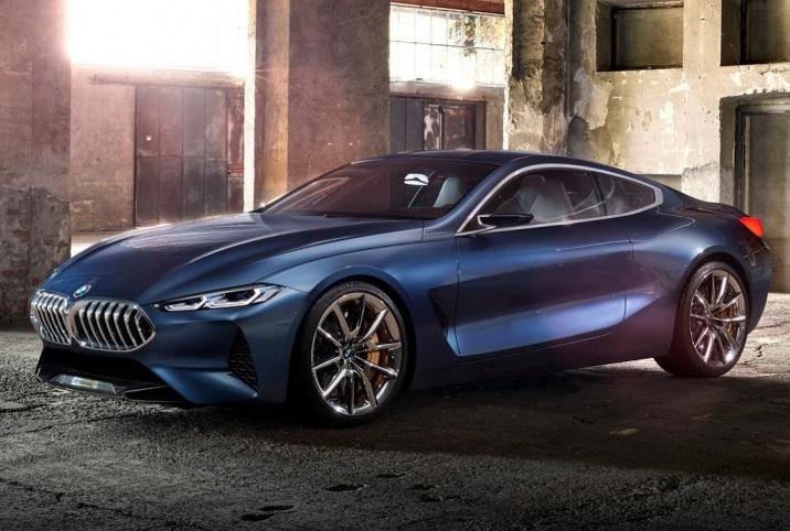 BMW 8-Series: офіційні фото та відео новинки