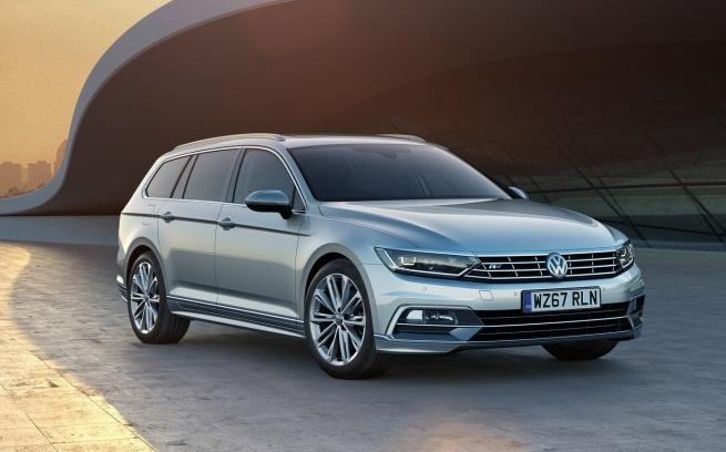 Volkswagen оновив Passat для 2018 модельного року