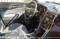 Перший знімок інтер'єру нового Hyundai Sonata (ФОТО)