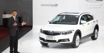 Кросовер Qoros City SUV - офіційна презентація
