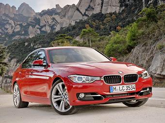 BMW 3-Series у ТОП-10