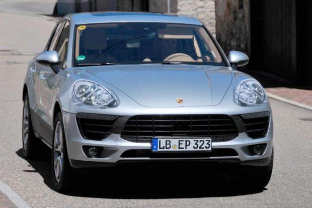 Porsche розкрив специфікації Macan