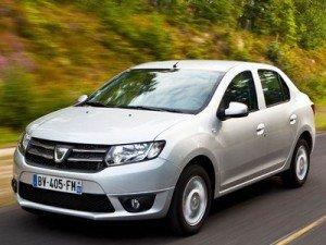 Перші фото седана Dacia Logan 2