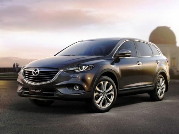 Mazda показала нову CX-9