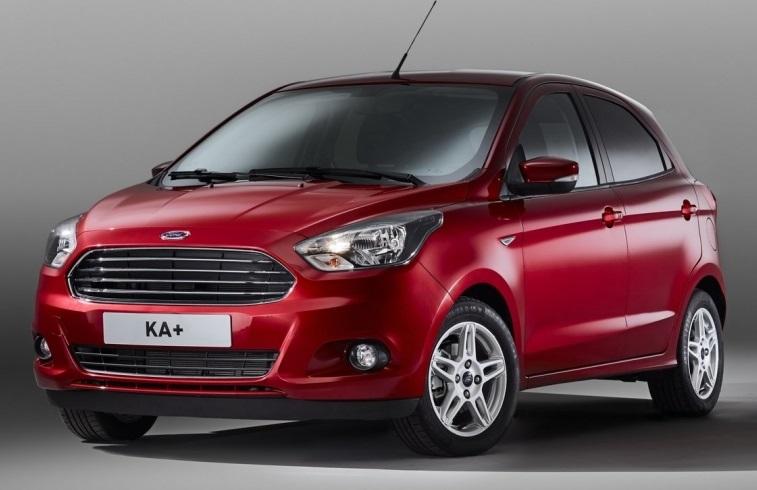 Новий Ford Ka: відомі ціни міського автомобіля