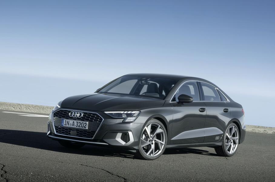 Прзентовано седан Audi A3 нового покоління