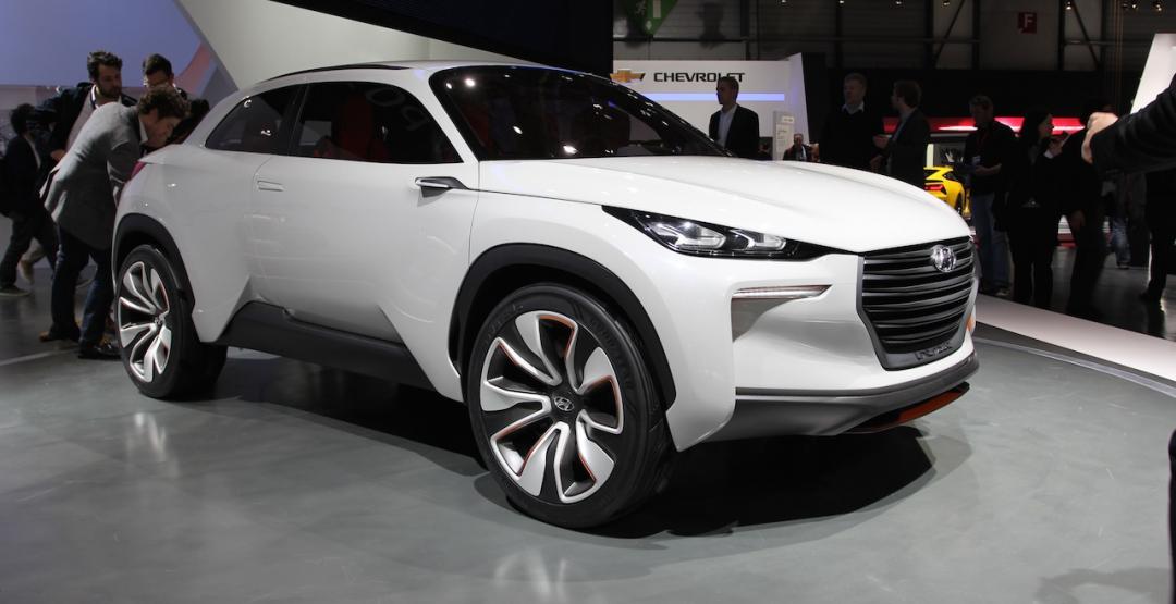 Hyundai повідомив деталі про новий кросовер