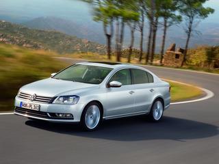 Перші подробиці про Volkswagen Passat 2014