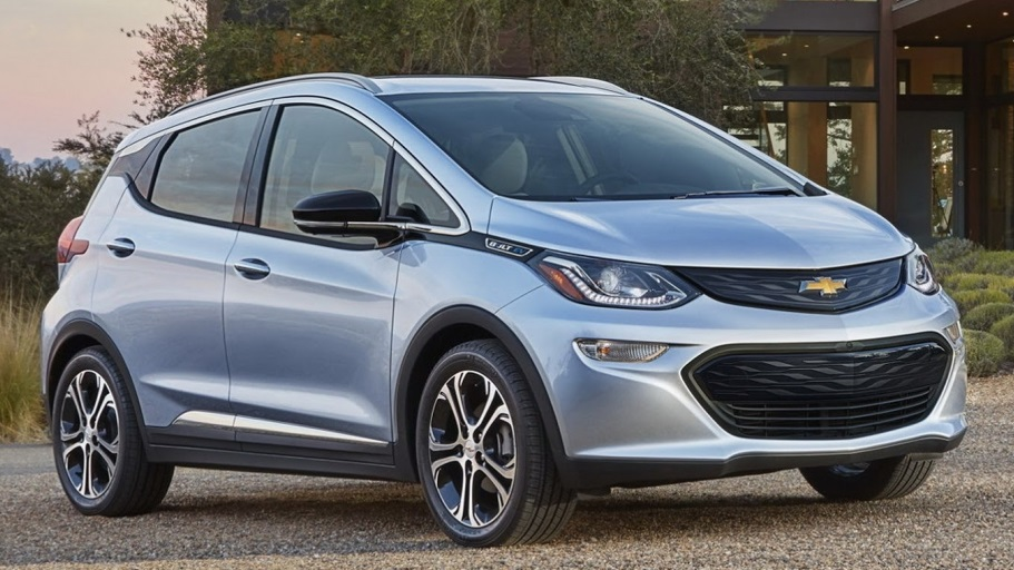 Chevrolet Bolt EV 2017: