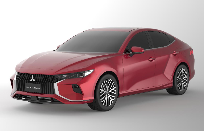 Mitsubishi залишає автомобілі на нових платформах власної розробки