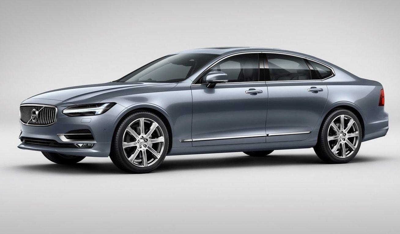 Седан Volvo S90: офіційна презентація