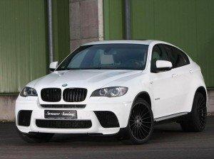 BMW X6 отримав тюнінг-кіт від ательє Senner Tuning