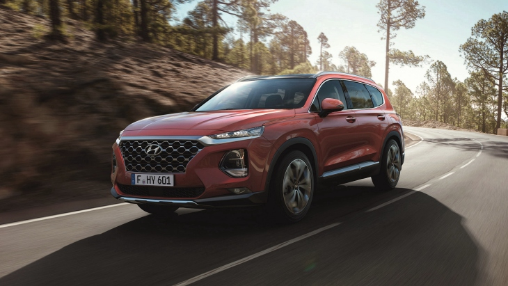 Hyundai показав новий Santa Fe для Європи