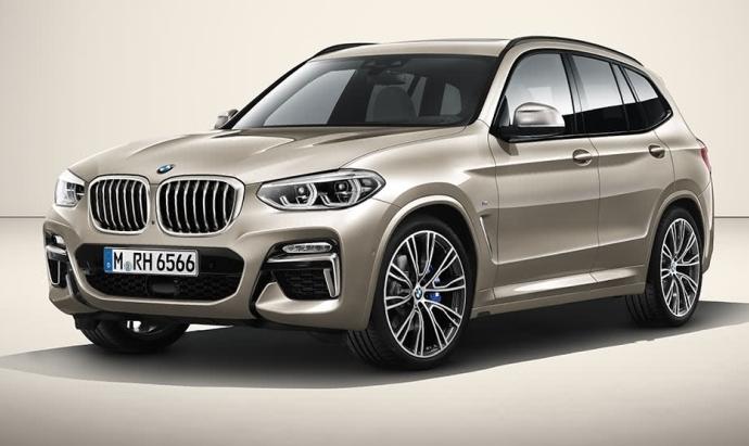BMW X5 2018: перші зображення