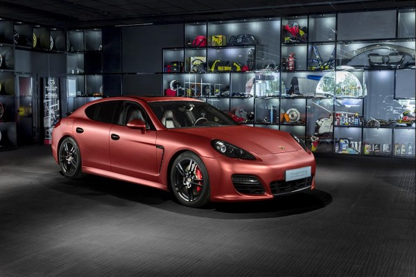 Porsche Panamera став ще потужнішим