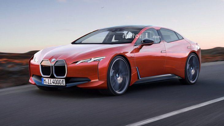 У 2021 року BMW випустить стильного конкурента Tesla