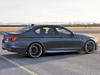 Німці зробили новий седан BMW M5 640-сильним