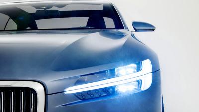 Volvo створює новий автомобіль