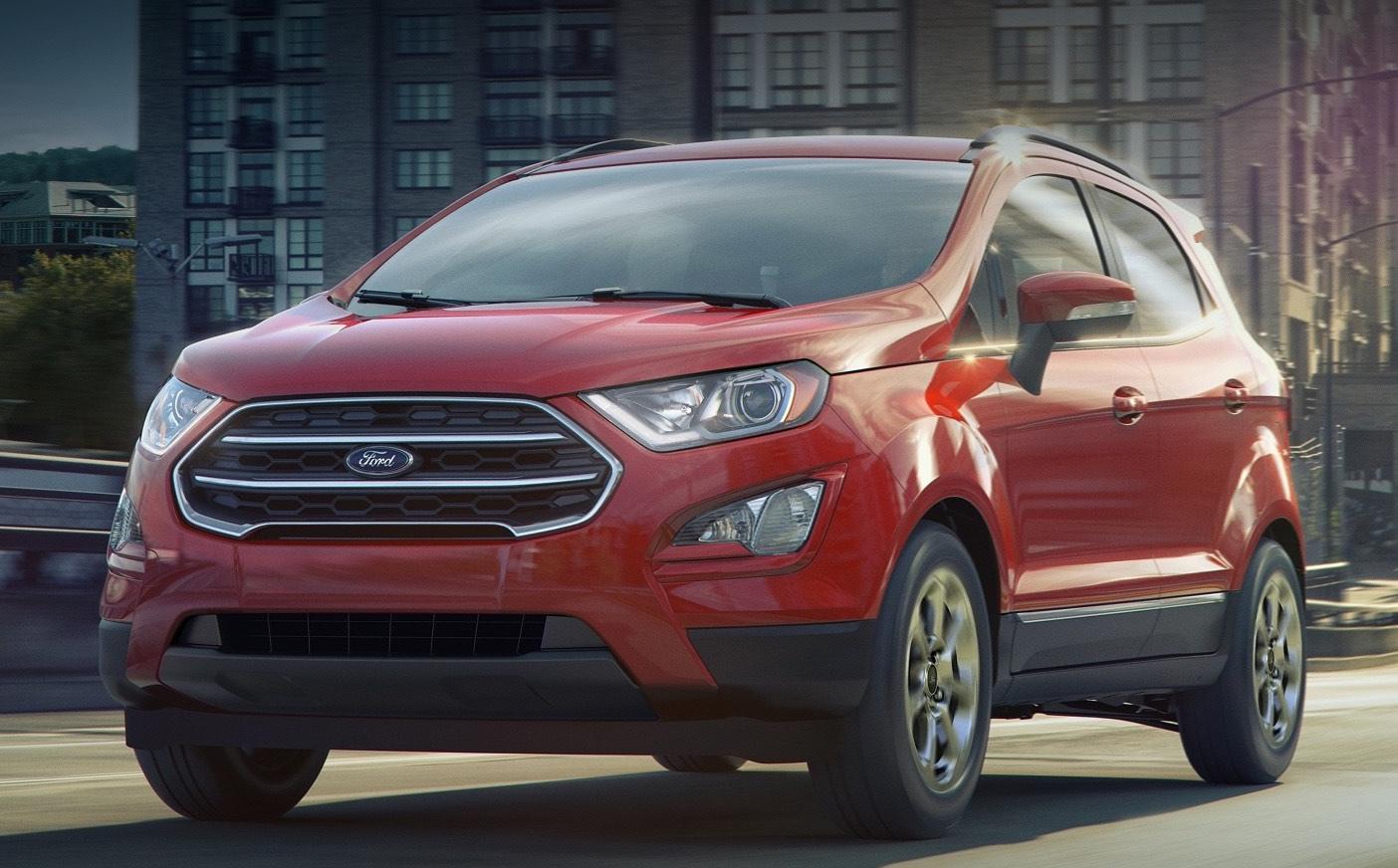 Ford EcoSport: кінець історії?